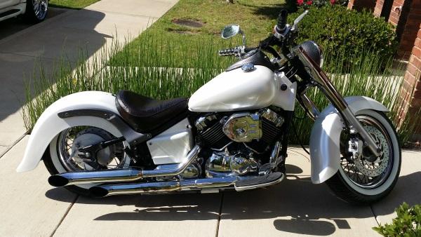 Customize The Yamaha V Star